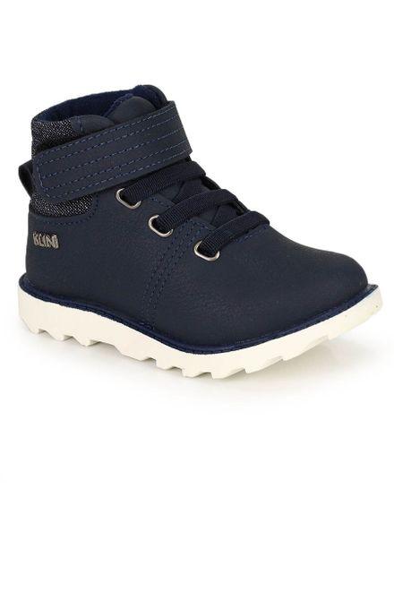 Bota-Coturno-Infantil-Klin-Baby-Rock-Velcro