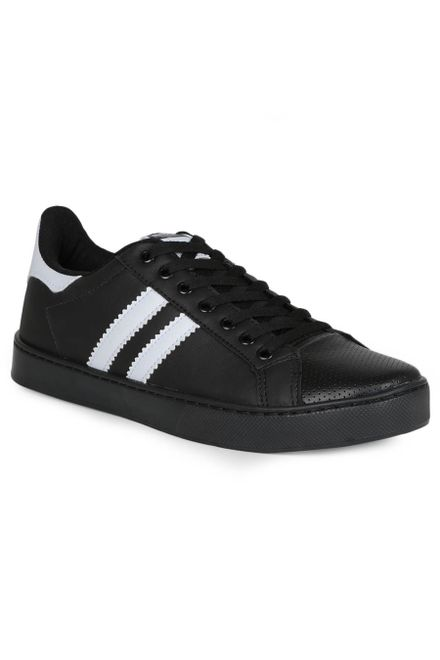 Tenis-Casual-Masculino-Black-Free-Listra-Dupla