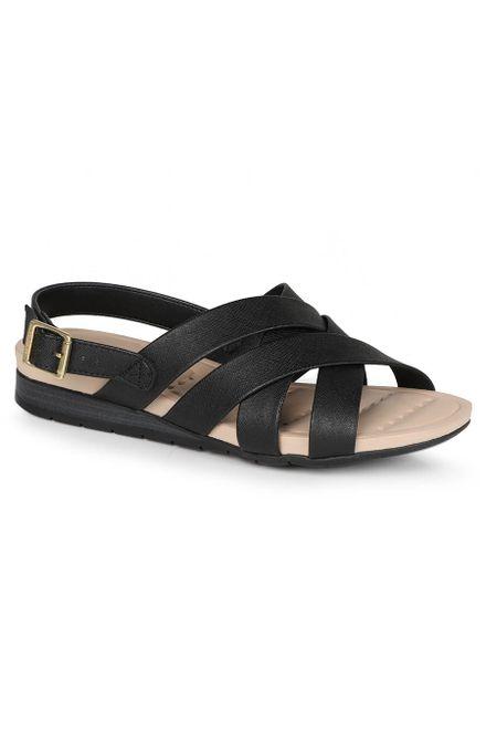 Sandalia-Rasteira-Feminina-Conforto-Modare-Tiras-Cruzadas