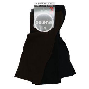 Kit-de-Meia-Masculina-Selene-com-3-Unidades