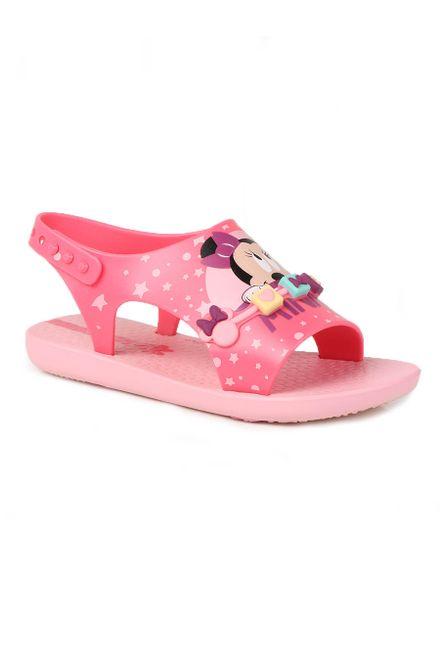 Sandalia-Rasteira-Infantil-Ipanema-I-Love-Disney-Minnie