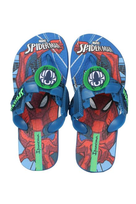 Chinelo-Infantil-Ipanema-Marvel-Spider-Man