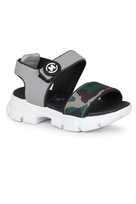 Sandalia-Infantil-Molekinho-Camuflada-Velcro