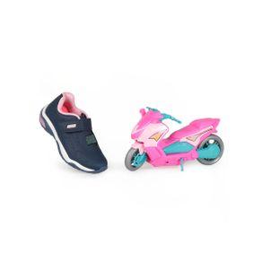 Tenis-Infantil-Kidy-Respi-Tec-Moto