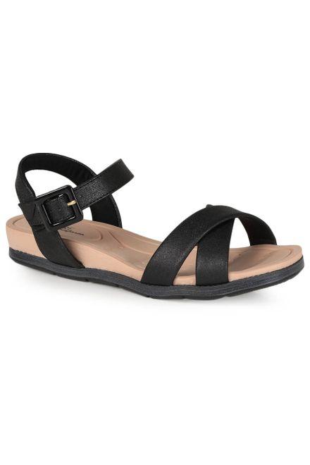 Sandalia-Anabela-Feminina-Modare-Tiras-Cruzadas