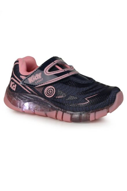Tenis-Infantil-Kidy-Flex-Light-Velcro