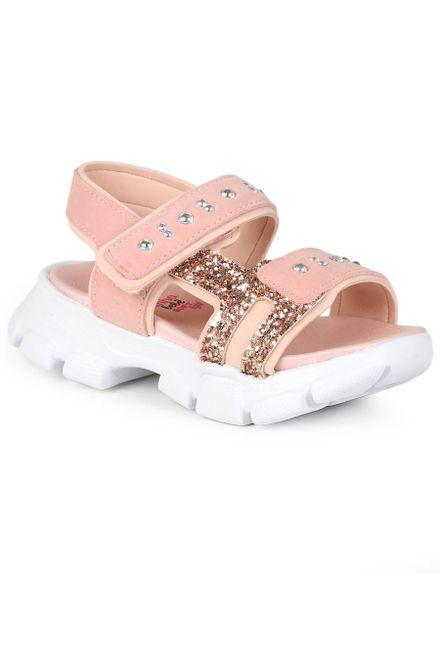 Sandalia-Papete-Infantil-Molekinha-Glitter