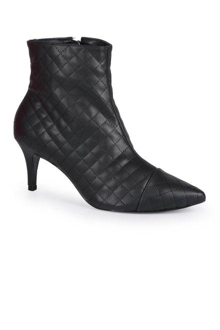 Ankle-Boots-Feminina-Lara-Matelasse-Bico-Fino