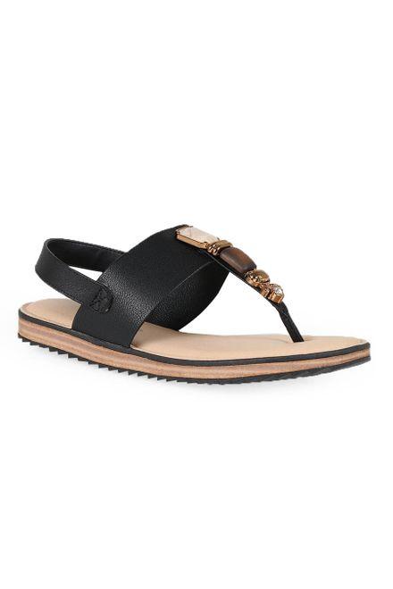 Sandalia-Rasteira-Feminina-Conforto-Modare-Pedraria