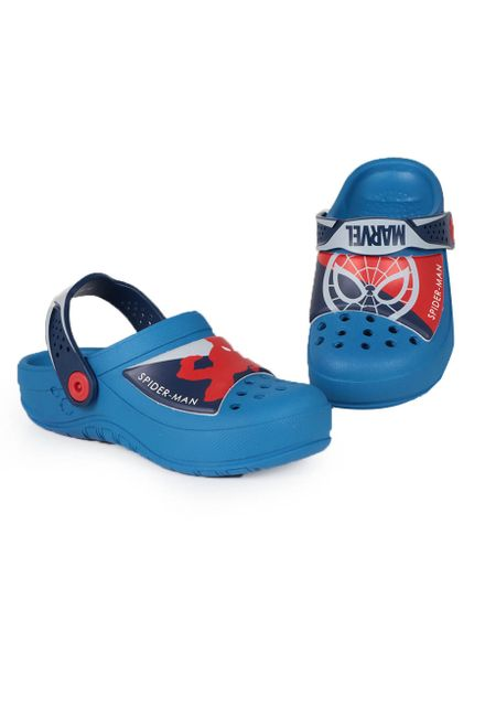 Sandalia-Infantil-Clog-Grendene-Homem-Aranha