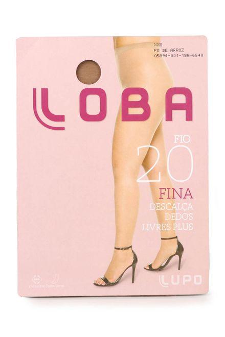 Meia-Calca-Feminina-Plus-Size-Lupo-Loba-F20-Dedos-Livres