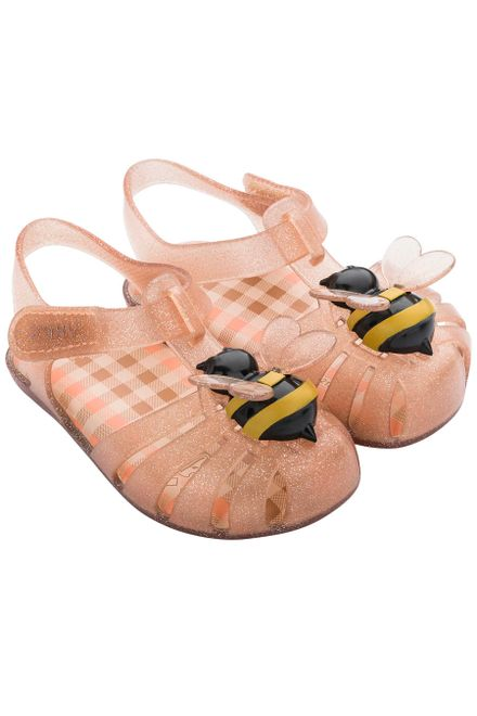 Sandalia-Infantil-Zaxy-Abelha-e-Velcro
